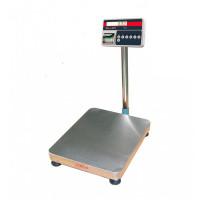 Pese colis économique 300 kg/100 g - 600 x 800 mm avec imprimante