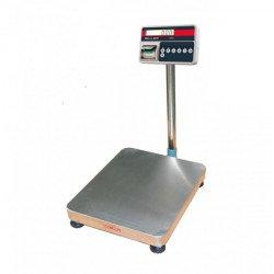 Pese colis économique 600 kg/200 g - 600x800 mm avec imprimante