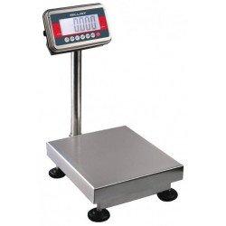 Balance inox modulaire 150 kg/20 g - 400x400 mm