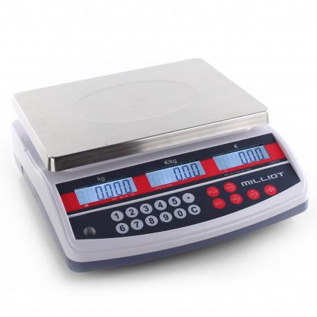 image cover Balance poids prix robuste 6/15 kg 2/5 g...
