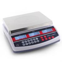 Balance poids prix bi-échelon 15-30 kg/5-10 g - 300x230 mm