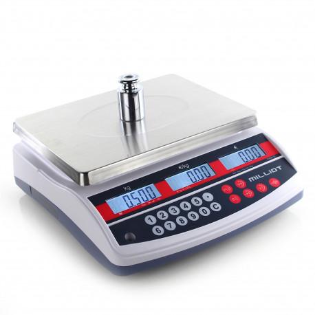image cover Balance poids prix BMQTP bi-échelon 3-6...