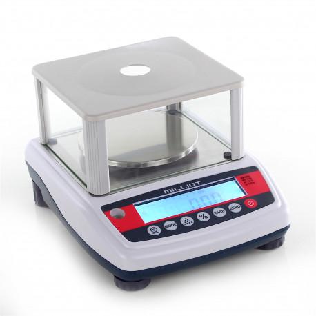 image cover Balance de laboratoire 1500 g/0,01 g -...