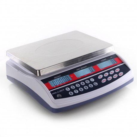 image cover Balance compteuse robuste 30 kg/1 g -...