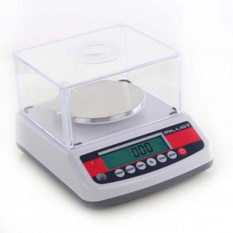 Balance de precision économique 400 g/0,01 g - 120 mm