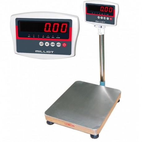 Pese colis économique 30 kg / 10 g  400 x 500 mm