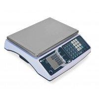 Balance de marché portée max bi-échelon 15-30kg/5-10 g - 315 x 220 mm