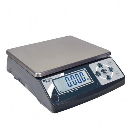 image cover Balance de table portée 10kg/1 g - 250 x...
