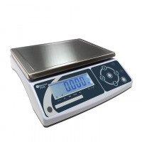Balance compacte 15 kg/5 g - 310x2100 mm