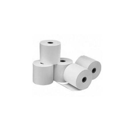 image cover Carton de 50 bobines de papier thermique...