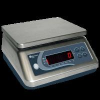 Balance inox compacte 3 kg/0,2 g - 190x230 mm