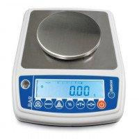 Balance de précision 1500 g/0,02 g - Ø120 mm