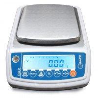 Balance de précision 6000 g/0,1 g - 140x150 mm
