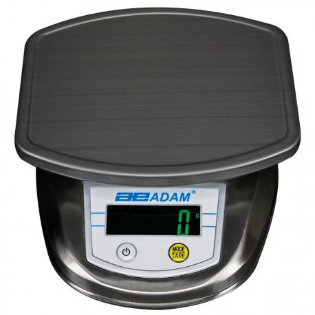 Balance de préparation cuisine inox 8kg - 160x180mm