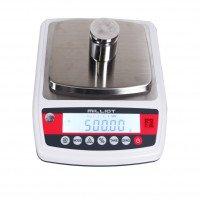 Balance de précision homologuée 3000 g/0,05 g - 140x150 mm