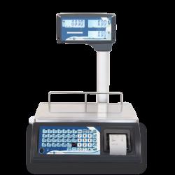 Balance poids prix avec ticket 6-15 kg/2-5 g - 365x235 mm