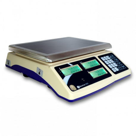 image cover Balance compteuse 30 kg/1 g - 230x290 mm