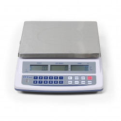 Balance compteuse ABDPRO portée 15kg / précision 0.5g