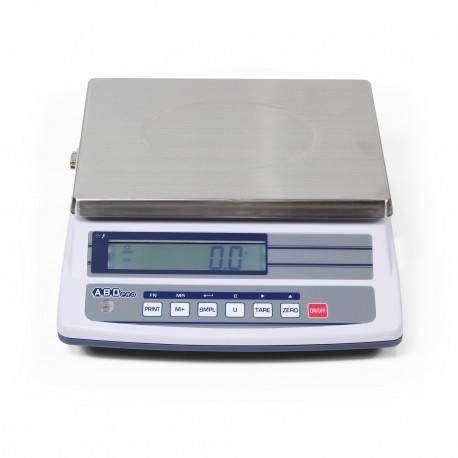 Balance compacte ABDPRO portée 15kg / précision 0.5g