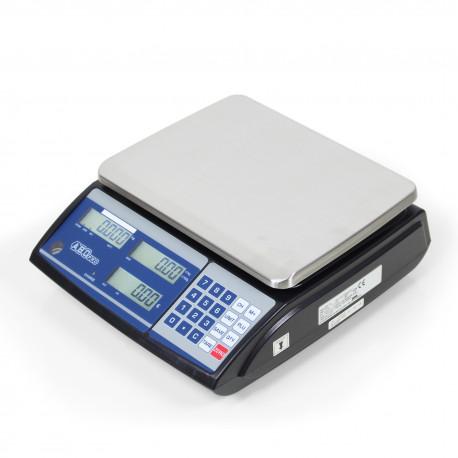 image cover Balance de commerce poids prix portée 15kg...