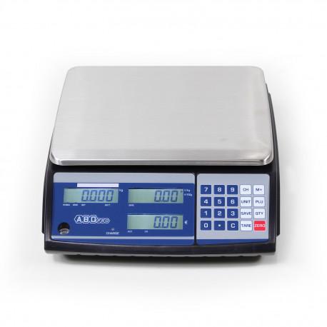 image cover Balance de commerce poids prix portée 30kg...