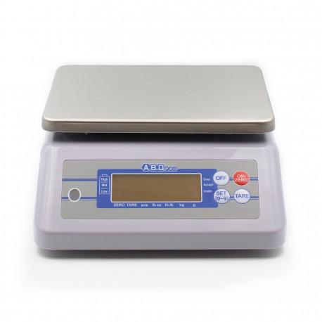 image cover Balance Inox ABDPRO SSU - 6kg / 1 g -...