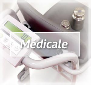cover rayon Balance médicale